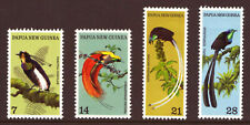 PAPUA NEW GUINEA - 1973 - BIRDS OF PARADISE - MINT NEVER HINGED - REFER SCANS