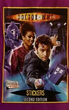 DR WHO SECOND SERIES X5O LOOSE STICKERS