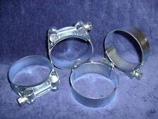 Schlauchschelle HD-Schelle Gelenkbolzenschelle 4er Satz  Ladeluft 73-79 Turbo VA