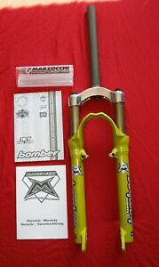 """Marzocchi Z4 Bomber Forks 26"""" QR Quick Release Air Spring Straight Steerer NEW"""