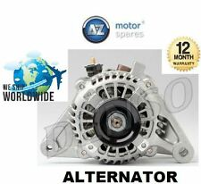 FOR TOYOTA COROLLA 2007->ON 1.4 VVTi SALOON NEW ALTERNATOR OE QUALITY