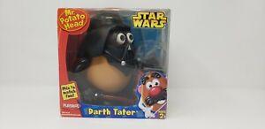 Star Wars Mr. Potato Head Darth Tater Darth Vader Playskool in box