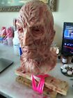 Airbrushed Silicone Freddy Krueger Mask Nightmare on Elm street Part 4