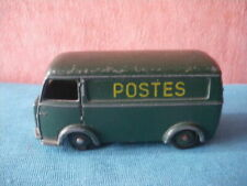 Dinky Toys F No. 25 BV PEUGEOT D3a Posts