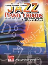 Du Jazz Piano Chords