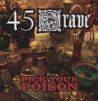 45 Grave - Pick Your Poison [New Vinyl]