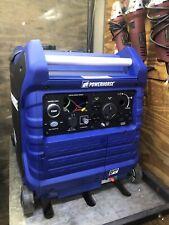 Powerhorse 35004500 Generator Case For Parts No Engine Please Read
