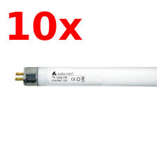 10x Mini T5 Fluorescent Tube 6W 840 Cold White Emergency Light Longlife G5