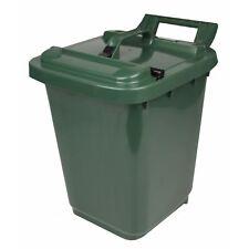Large Kerbside Compost Caddy with Locking Lid - Green 23 litre Kerbside Bin