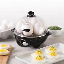 Dash Rapid Egg Cooker: 6 Egg Capacity Electric Egg Cooker - Black