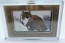 2020 Upper Deck Goodwin Champions Siberian Cat Patch
