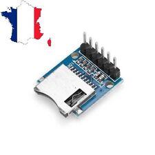 Module carte micro sd pour montages Arduino, Raspberry, diy...