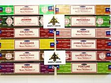 Satya Insence Sticks Nag Champa Mix and Match Multi Buy Discount (50+ Scents)