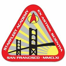 Star Trek Starfleet Academy Deep Space 9 Vynil Car Sticker Decal  7""