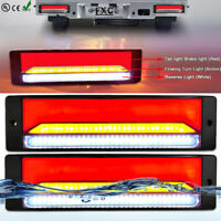 2X Submersible/Waterproof 147 LED Stop Tail Lights Kit Boat Truck Trailer Ute AU