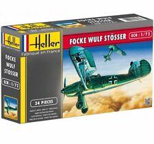 HELLER 1/72 Focke Wulf fw56 STOSSER # 80238