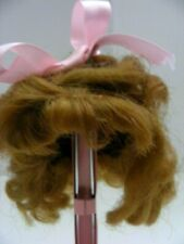 """Small Styled Dark Blond Wig 1950'S For 14"""" Toni Other"""