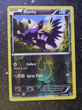 Pokemon Cards: STUNKY 54/106 REVERSE HOLO # 4D32