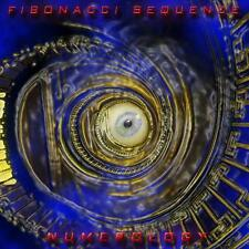 "Fibonacci Sequence ""Numerology""  CD  **Free Shipping** MINT !!"