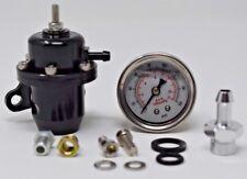 D Series Fuel Pressure Regulator + Gauge Fpr Civic Fits All D-Series CRX D16 Si