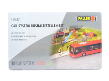 Faller H0 161667, Car System Bushaltestellen-Set, neu, OVP