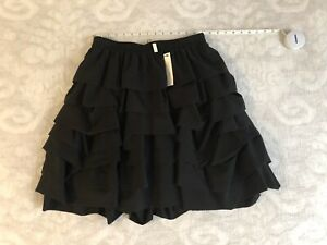 NWT Marc Jacobs Collection Ruffle Black Skirt SIZE 6 VINTAGE NEVER WORN