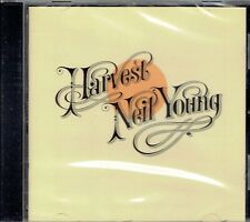 CD - NEIL YOUNG - Harvest