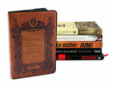 Rare Unique Book Style Old Antique Vintage Case Cover For Apple Ipad Mini 1 2 3