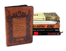 Raro Libro Único Estilo Vintage Antiguo Viejo Estuche Cubierta para Apple iPad Mini 1 2 3