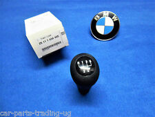 BMW e39 520d 525d ORIG. Pomello a siringa NUOVO GEAR SHIFT KNOB NEW 5 MARCE 2511 1434495