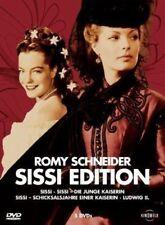 Romy Schneider - Sissi Edition Teil 1+2+3+Ludwig II.+Bon.* 5 DVDs(2008)NEU+OVP