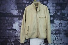 Mens Gap Leather Jacket size XS No.Z631 29/10