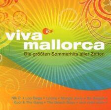 Viva Mallorca-Die größten Sommerhits aller Zeiten ('07, ZDF) Nik P., Lo.. [2 CD]