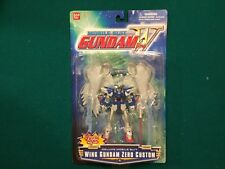 NEW MSIA Wing Gundam Zero Custom Gold Trim Bandai Action Figure US Seller - PC