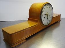 vintage mantle clock Mechanische Kienzle Büffetuhr Tischuhr Uhr Westminster 60er