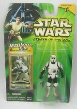 Star Wars POTJ Biker Scout Trooper ( Dirty )!