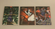1995-96 Flair Rookie Class of 95 Wave of the Future 3 Karten von Kevin Garnett