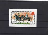 holy island scotland mint never hinged stamp ref 16593