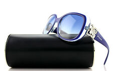 RARE NEW Authentic BVLGARI GIARDINI ITALIANI Blue Sunglasses BV 8172B 5391/4L