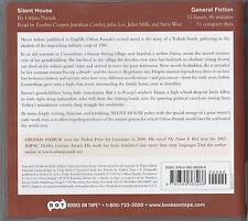 Silent House Orhan Pamuk  BOT 10 CDs