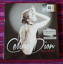 Celine Dion ~ Best ( Steigern Audiophile Remastered ) ( Malaysia Press ) Cd