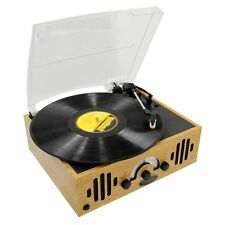 Home Record Players Amp Turntables For Sale Ebay