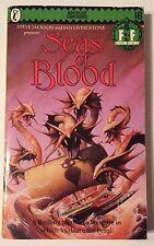 Seas of Blood FF #16 Steve Jackson / Ian Livingstone - First Edition