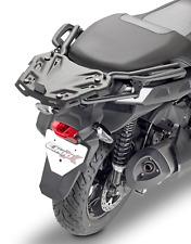 BMW C 400 X 2019 TOP BOX RACK C400X GIVI SR5130 Topbox rear rack with M9B plate