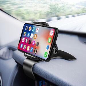 Car Dashboard Phone Clip Holder Mount Stand Cradle HUD Design Holder Auto Parts