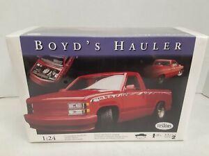 Testors Boyd's Hauler 1/24 Scale Kit #5307 New Factory Sealed