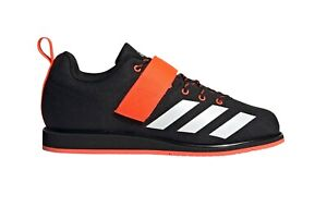 adidas PowerLift 4 Weightlifting Shoes GZ2866 Powerlift Trainers black/red