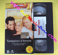 VHS film cartonata TENTAZIONI D'AMORE Ben Stiller Elfman PANORAMA (F67)no dvd