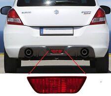 NEW Suzuki Swift IV 2010- Sport Rear Bumper Fog Light Red Indicator 36574-70L00