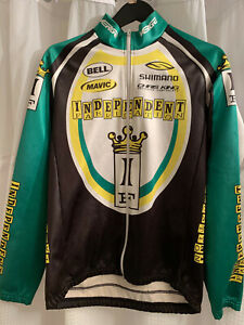 Independent Fabrication Thermal Team Jacket